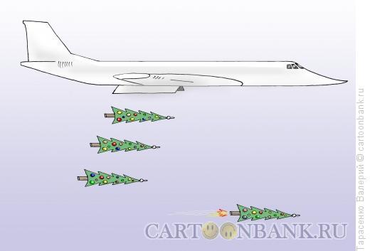 Карикатура: Подарочки, Тарасенко Валерий