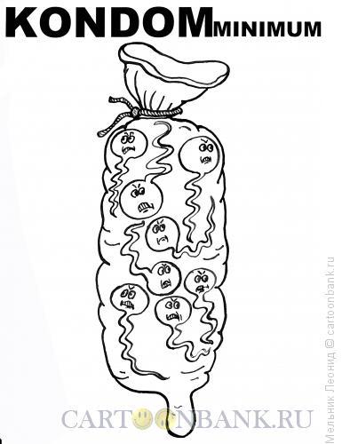 Карикатура: Кондоминимум, Мельник Леонид