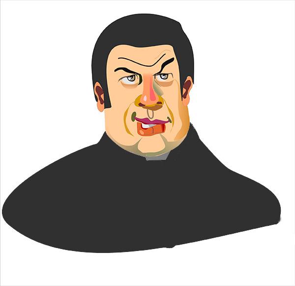 Мем: Ведущий Владимир Соловьёб на Россия-1  озвучил сенсационную новость о том, что  в Одессе ВТОРОЙ ГОД в тюрьме сидит  - БЕРЕМЕННАЯ журналистка!.., Evgeny Buratino