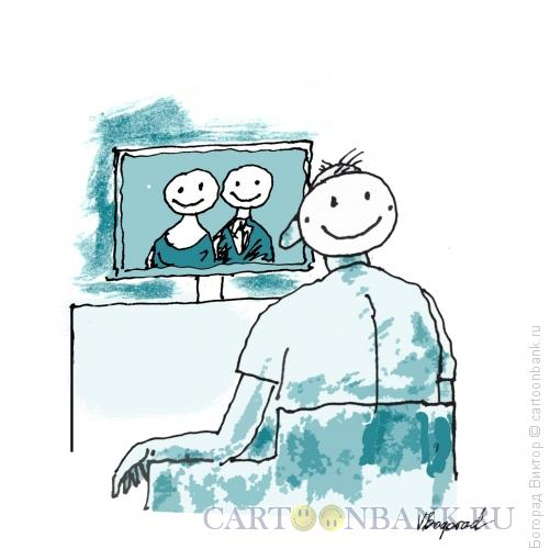 Карикатура: Мимикрия, Богорад Виктор