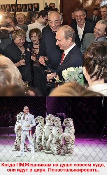 Мем: Цирк, Дед Макар