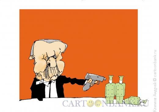 Карикатура: Эрдоган и армия, Климов Андрей