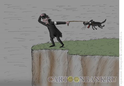 Карикатура: Ведомый, Тарасенко Валерий