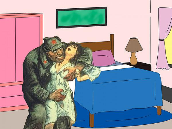 Мем: Тимур Егорович Гайдар: – Вчера возвратился я из командировки.  Открываю дверь, а из спальни – стоны! – Ну, и ты сразу все понял?! – Конечно, я понял – в спальне  был раненый красноармеец.