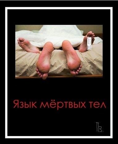 Мем: Язык мёртвых тел, Кондратъ
