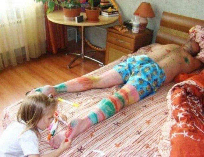 Мем: Пока дедушка спал, Кузякин