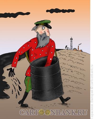 Карикатура: Посевная страда, Тарасенко Валерий