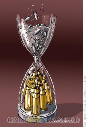 Карикатура: война, Макаров �горь