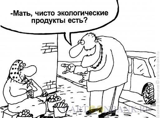 Карикатура: Чиста канкретна, Шилов Вячеслав