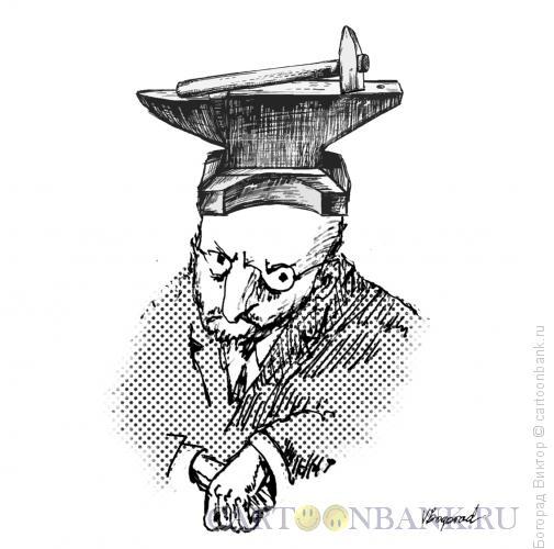 Карикатура: Пословица, Богорад Виктор