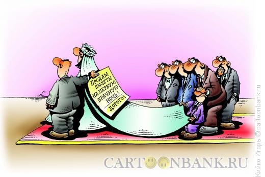 Карикатура: Предприимчивость, Кийко Игорь