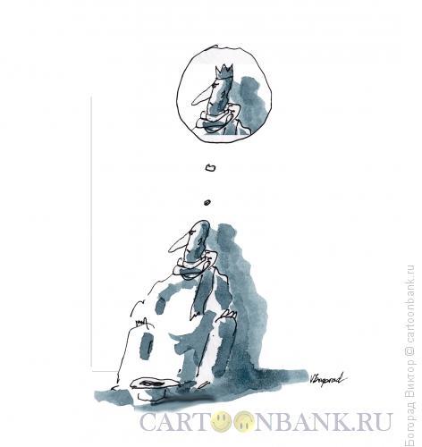 Карикатура: Самооценка, Богорад Виктор
