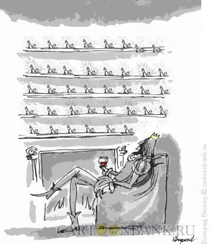 Карикатура: Коллекция, Богорад Виктор