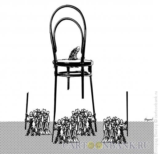 Карикатура: Нестабильность, Богорад Виктор