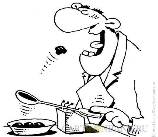 Карикатура: Действующая модель, Кийко Игорь