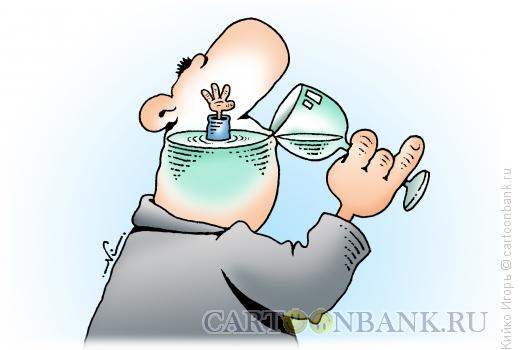 Карикатура: АлкоSOS, Кийко �горь
