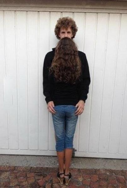 Мем: Да, с бородой мне лучше, Дыня