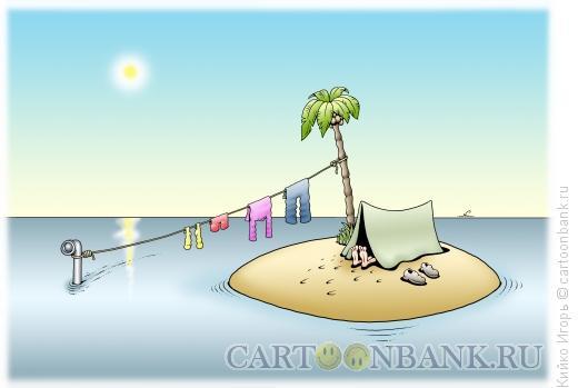 Карикатура: Мирное море, Кийко Игорь