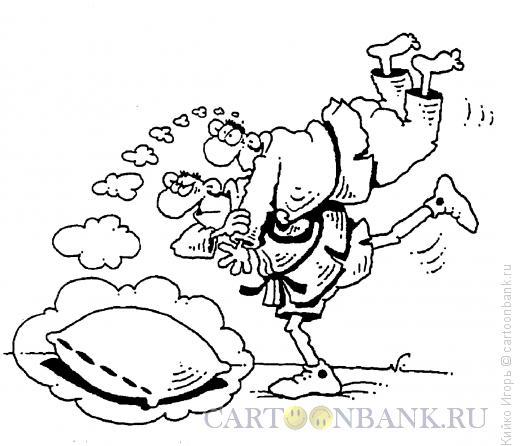 Карикатура: Хорошая мысль, Кийко Игорь