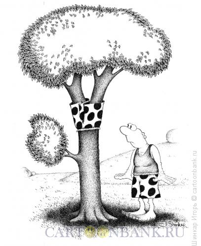 Карикатура: Древо, Шинкар Игорь