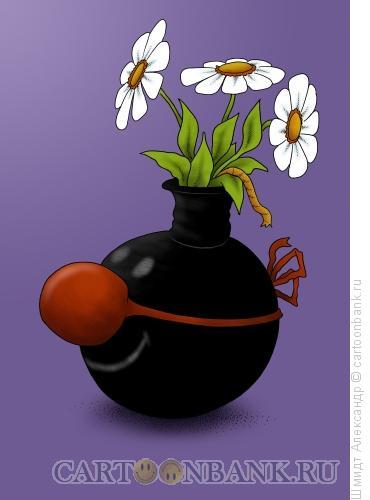 Карикатура: Антитеррор-4, Шмидт Александр