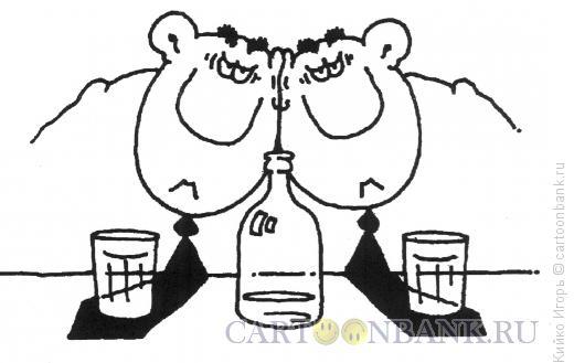 Карикатура: Гороскоп - знак Зодиака Близнецы, Кийко Игорь