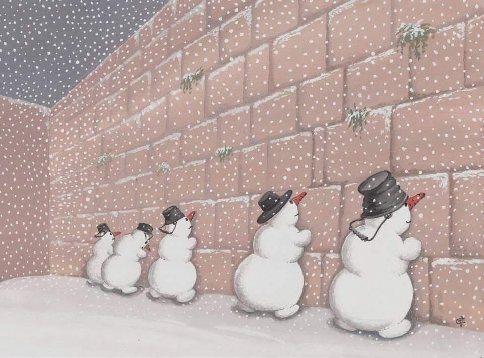 Карикатура: С  Новым годом!, Persed