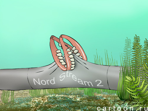 Карикатура: Последний укус, Александр Зудин