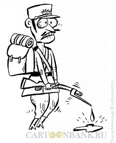 Карикатура: без названия, Егоров Александр