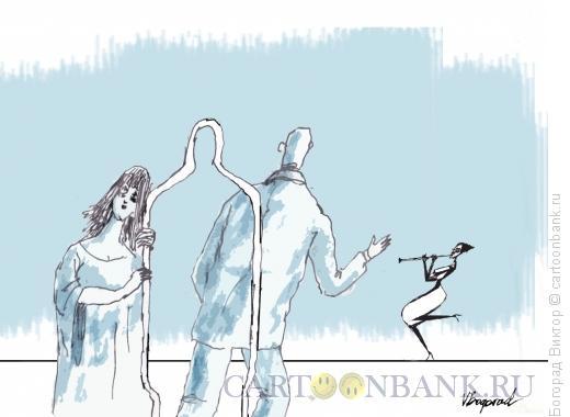 Карикатура: Измена, Богорад Виктор