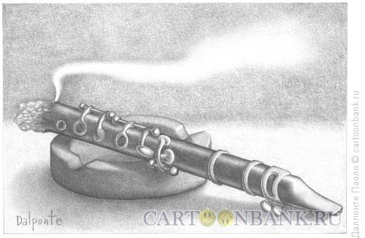 Карикатура: jazz, Далпонте Паоло
