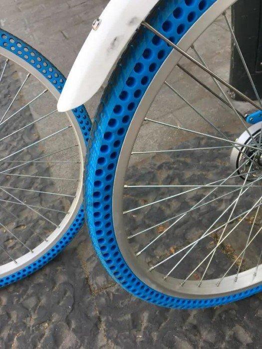 Мем: Бескамерные шины для велосипеда., Дед Макар
