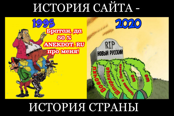 Мем: История сайта - история страны, koscha