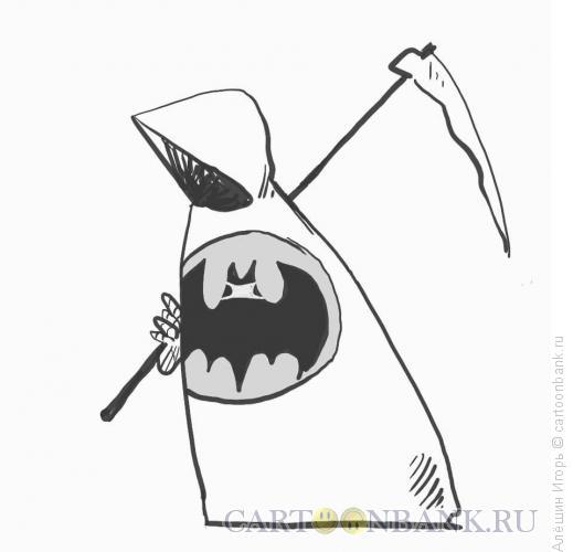 Карикатура: ковид, Алёшин Игорь