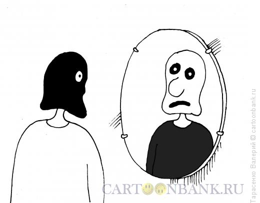 Карикатура: Негатив, Тарасенко Валерий