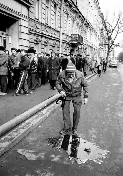 Мем: Случилось страшное… СССР. 1989 год., Дед Макар