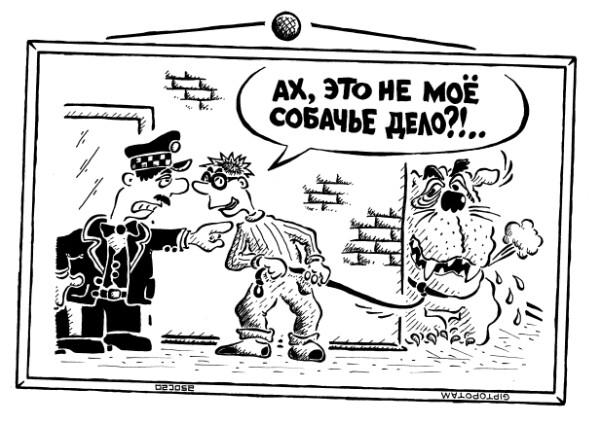 Карикатура: Аргументы и фа...с!, Giptopotam