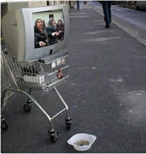 Мем: Цыгане на удаленке, Criptor