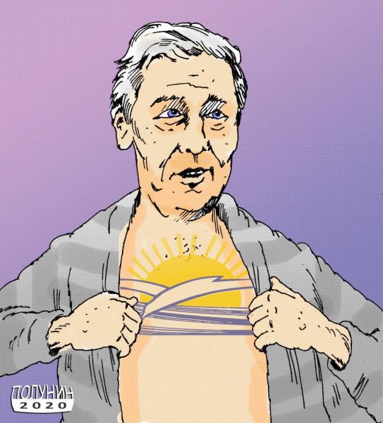 Карикатура: EFREM TATOO, АЛЕКСАНДР ПОЛУНИН
