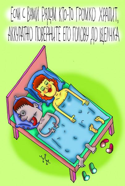 Карикатура: идеально!!!!, leon2008