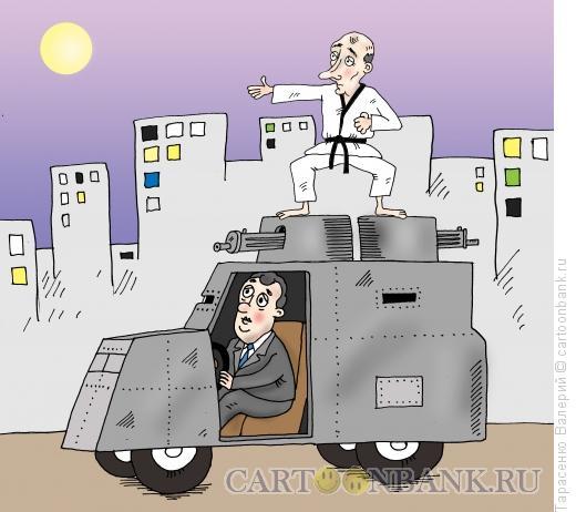 Карикатура: На выборы!, Тарасенко Валерий