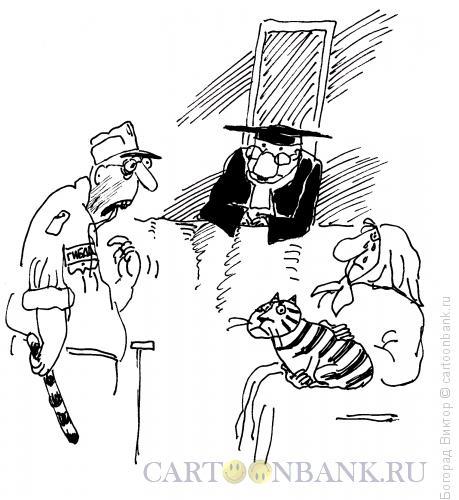 Карикатура: Похожесть, Богорад Виктор