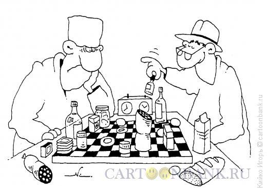 Карикатура: Продукты, Кийко Игорь