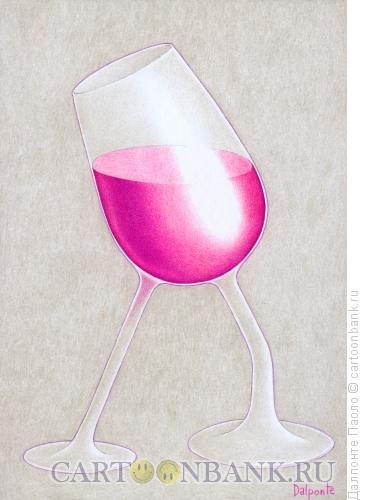 Карикатура: Выпивка, Далпонте Паоло
