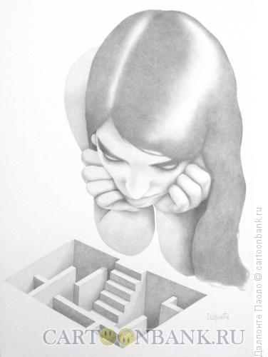Карикатура: Память 3, Далпонте Паоло