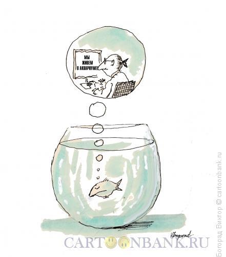 Карикатура: Осознание, Богорад Виктор