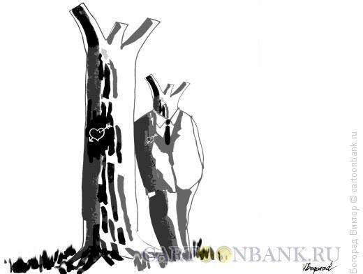 Карикатура: Экология, Богорад Виктор