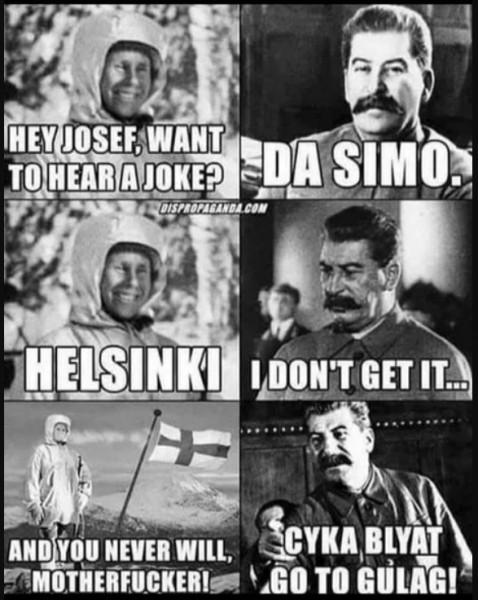 Мем: Финская народная шутка