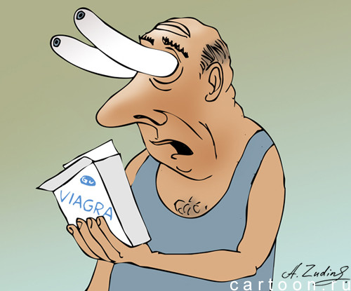 Карикатура: Мужчины любят глазами, Александр Зудин
