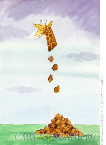 Карикатура: Разрушение, Семеренко Владимир